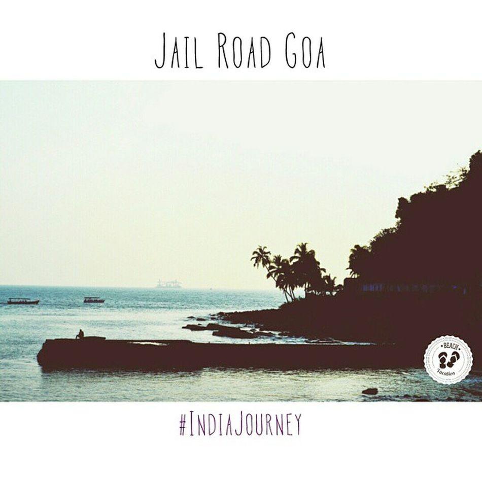 Jailroad Goa IndiaJourney IncredibleGoa Incredibleindia Indiapictures Indiaphotos Indiabeaches