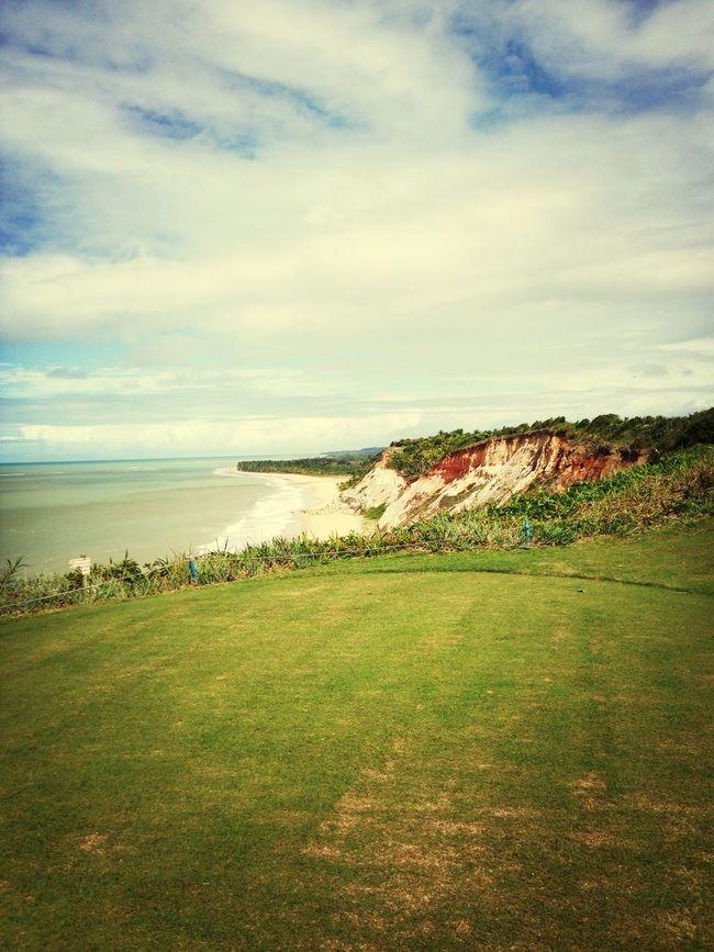 Bahia Brasil golf cors