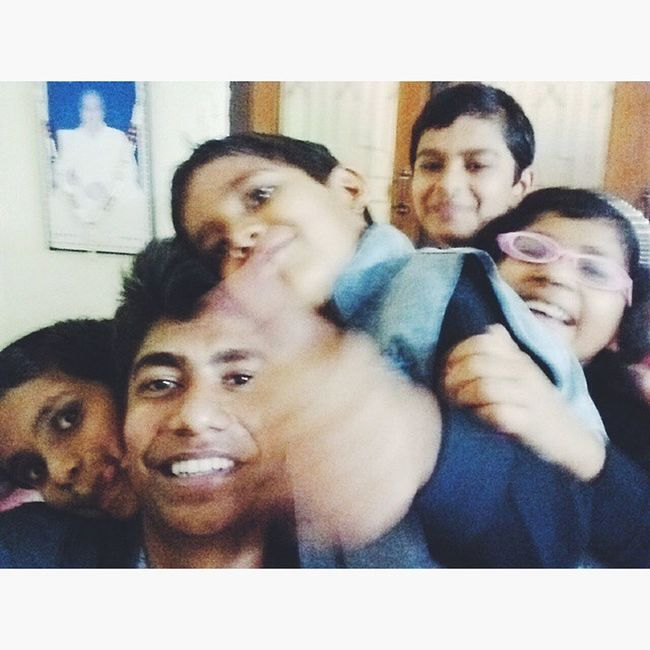 Chillar Party 💕 Home 🏡 Cousins