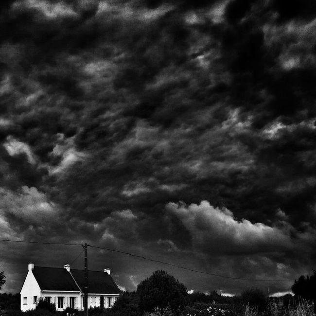 massive ... Blackandwhite Tadaa Community Storm