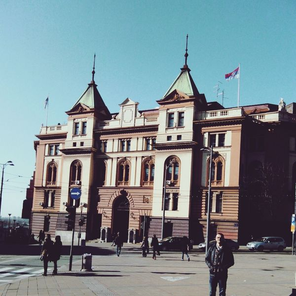 Belgrade,Serbia Welcometomycountry Hello ❤