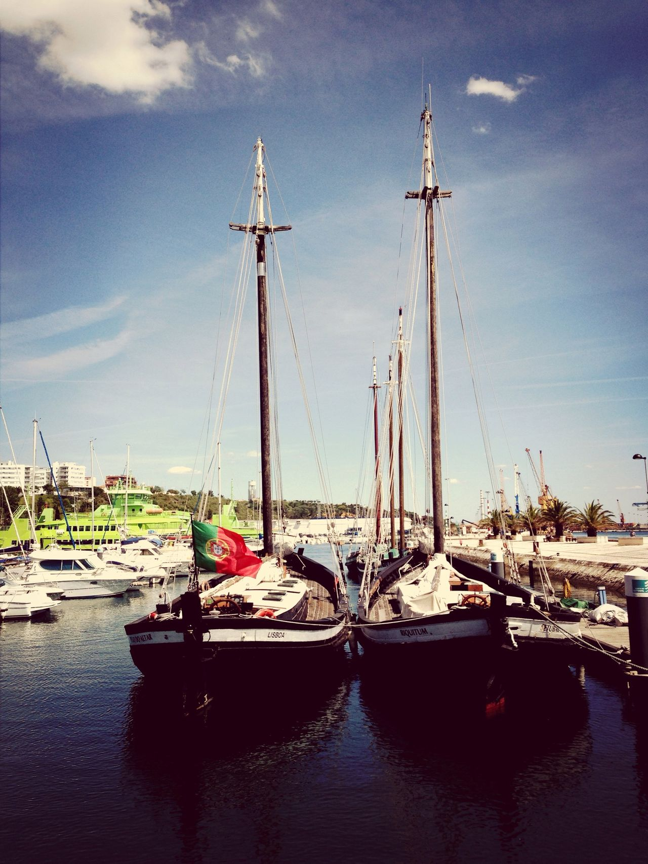 Boats Harbour
