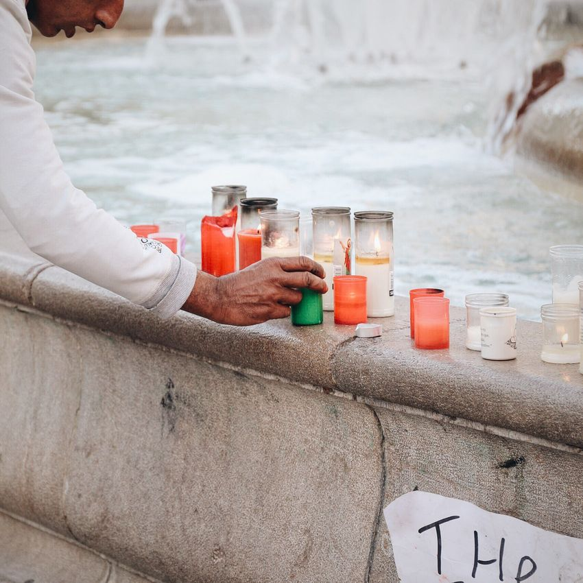 Candles Solidarity Perfect Match Showcase: November Learn & Shoot: Simplicity Social València Streetphotography Photojournalism Changing The World Love Peace Tribute Fire Make Love Not War World Sad City Candle Light Person Minimalism 1:1 VSCO What We Revolt Against