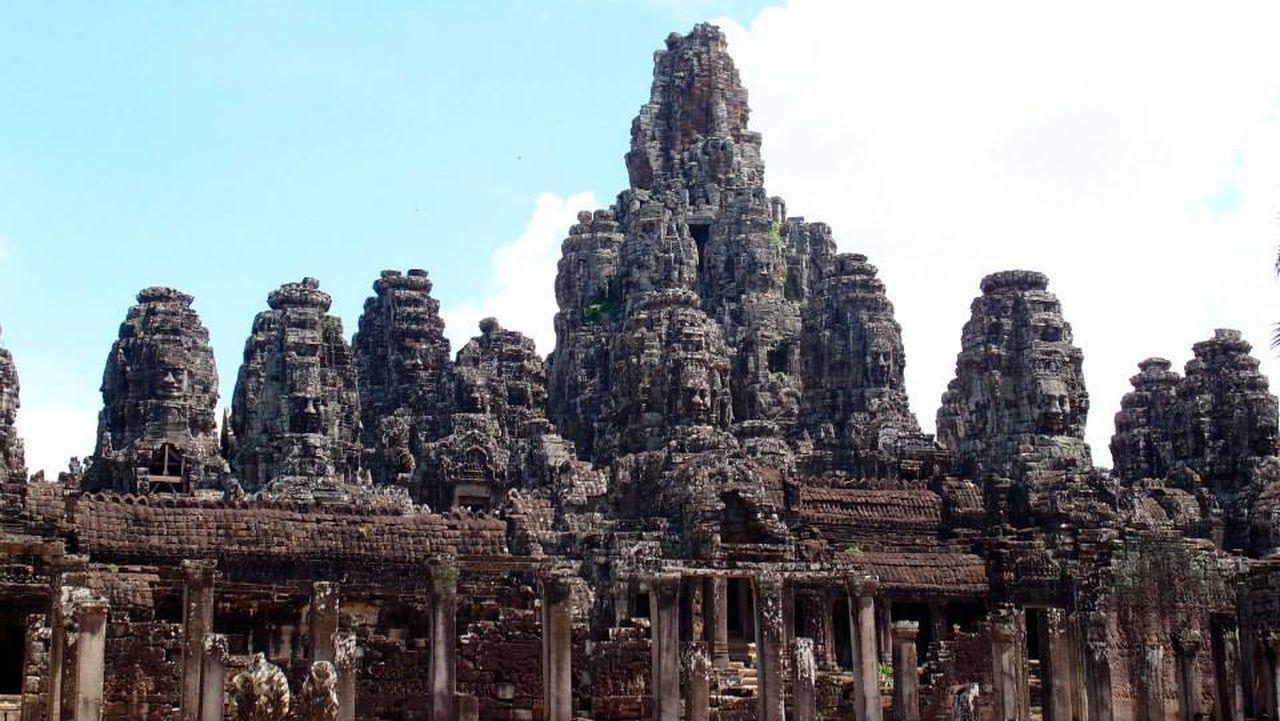 Angkor Thom Angkor Wat Angkor Wat, Cambodia Siem Reap
