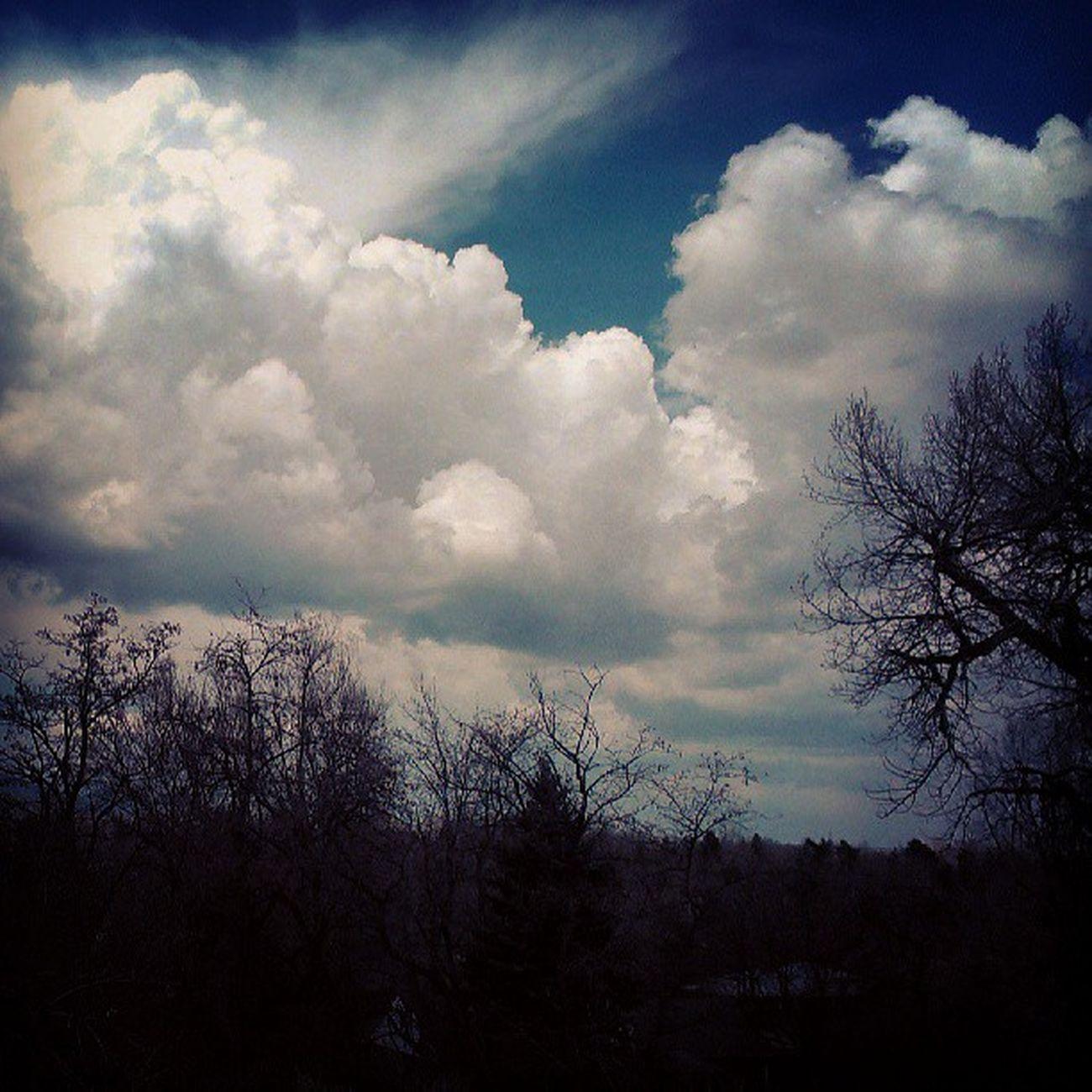 Cloud porn over Golden Cowx