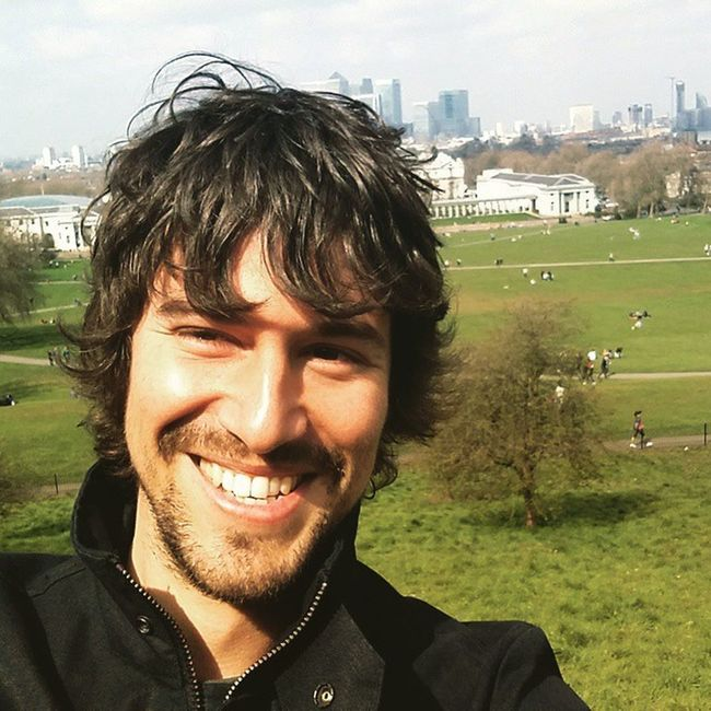 Bad hair day?? Greenwich London Selfie Smile Beautifulday London Outdoors Park Royalpark Afternoon Relax Relaxing