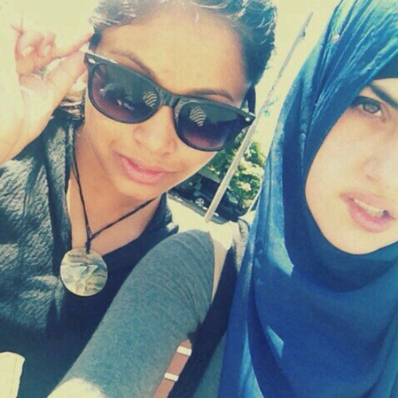 Coz I love her so much!BoredMuchBestfriend Shesbeautiful ArabBeauty Summertime WhiteChocolateCaramelChocolate<3