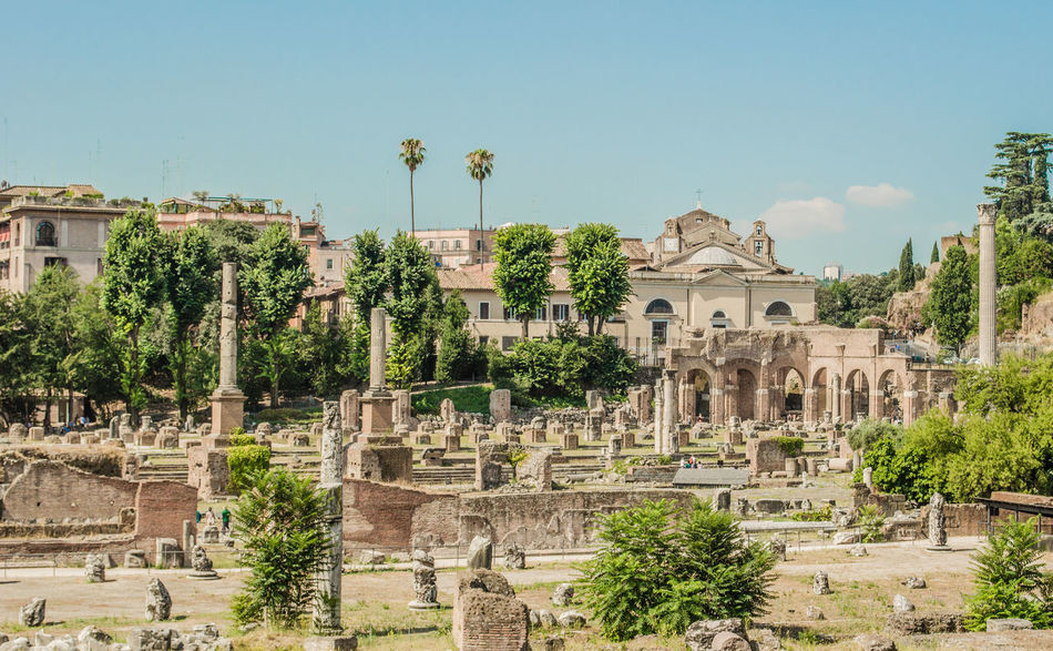 Beautiful stock photos of roma, Abandoned, Ancient, Ancient Civilization, Architectural Column