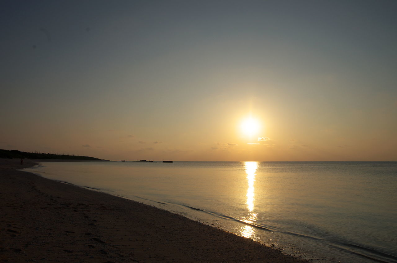 Haterumajima Sunset Okinawa Island PENTAX K-30 My Best Photo 2015