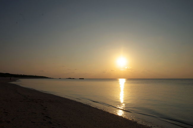 Haterumajima Sunset Okinawa Island PENTAX K-30 My Best Photo 2015