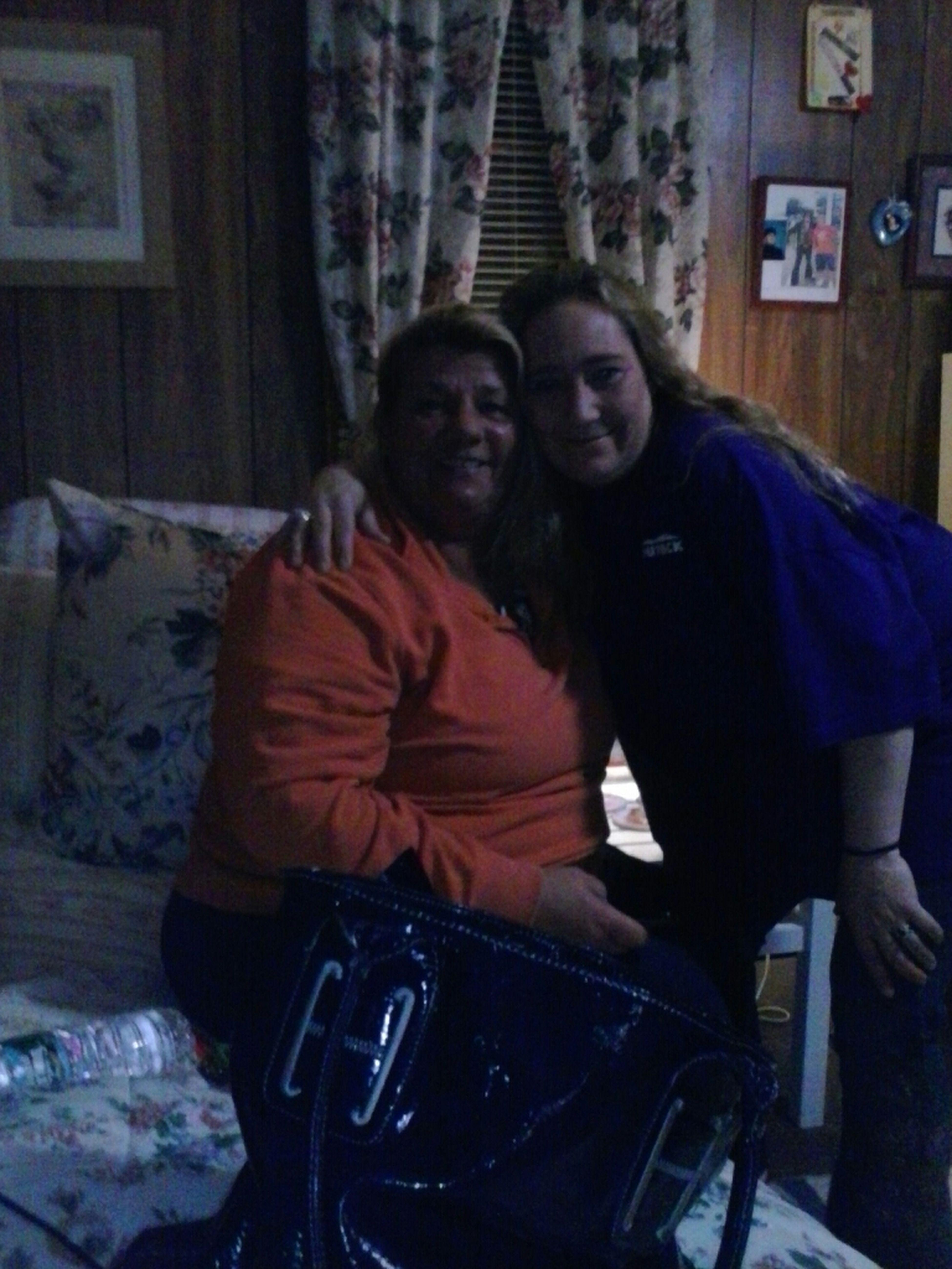 Melinda And Diane!