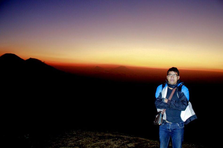 warm creatures Sunrise Nature Mountain Landscpae