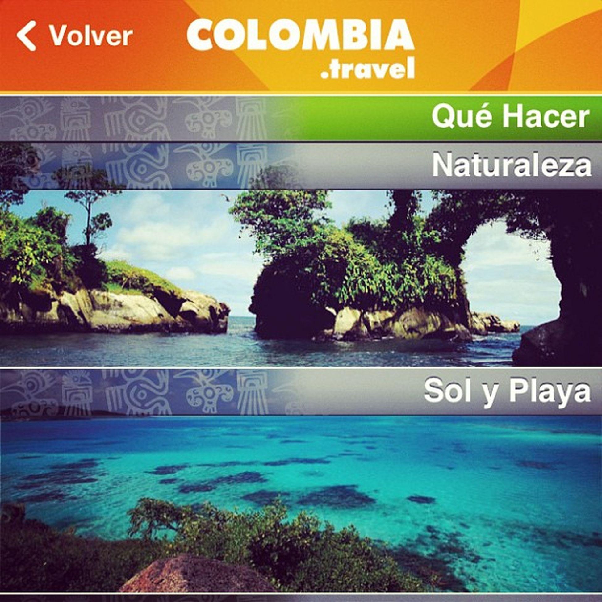 Programa tu viaje a Colombia con esta App ColombiaTravel Igerscolombia