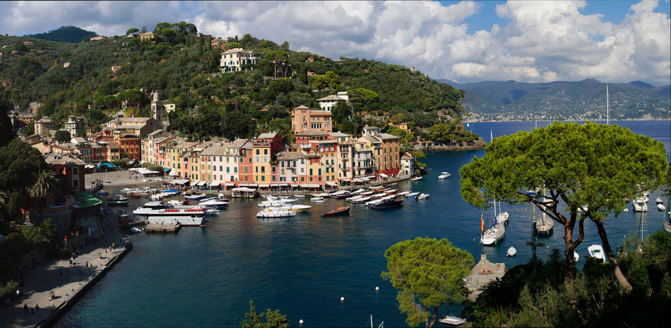 City Famous Landmarks Famous Place House Liguria,Italy Manarola, Cinqueterre Old Town Panoramic View Portofino Italy Small Town Touristic Destination Travel Destinations Vernazza Village Villages