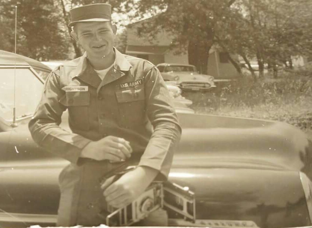 My Dad Camera Photagrapher Vintage Military Army Armyspecialforces Spy