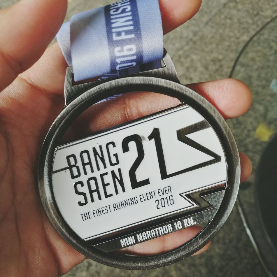 Anniversary 1 year I've been being in running event. First Eyeem Photo