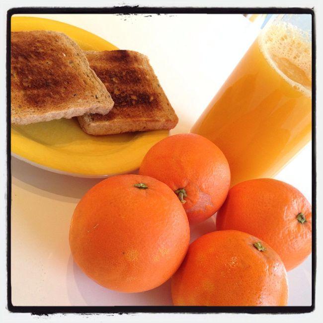 Desayunas?