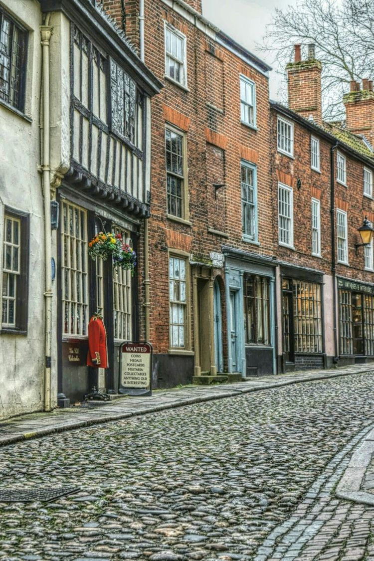 Check This Out Nikonphotography Historical Buildings Norwich Eye4photography  Advertising Dummy Feeling Creative Old Street Cobblestone Streets Timber Frame