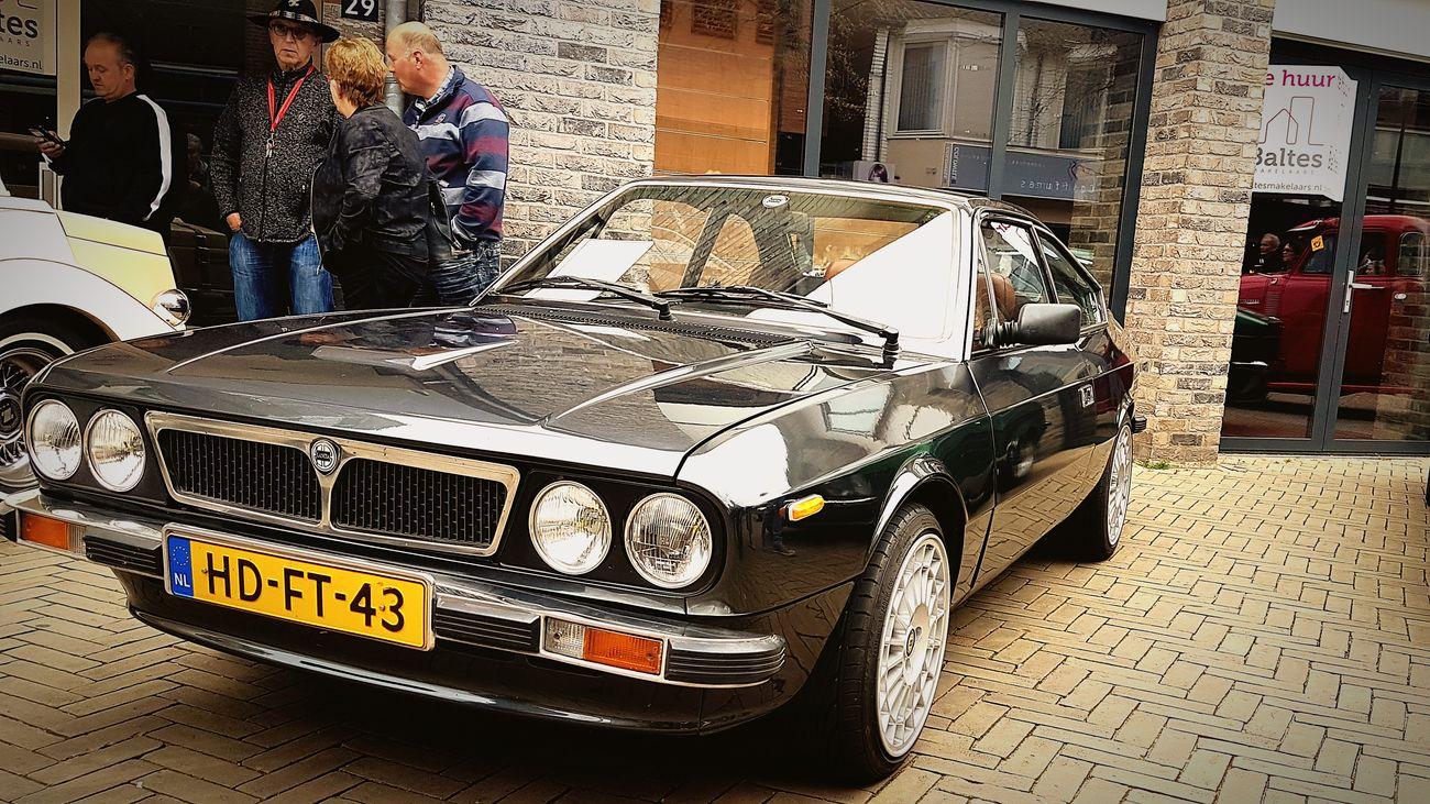 Lancia Beta Vintage Cars Classic Car Show Italiancars