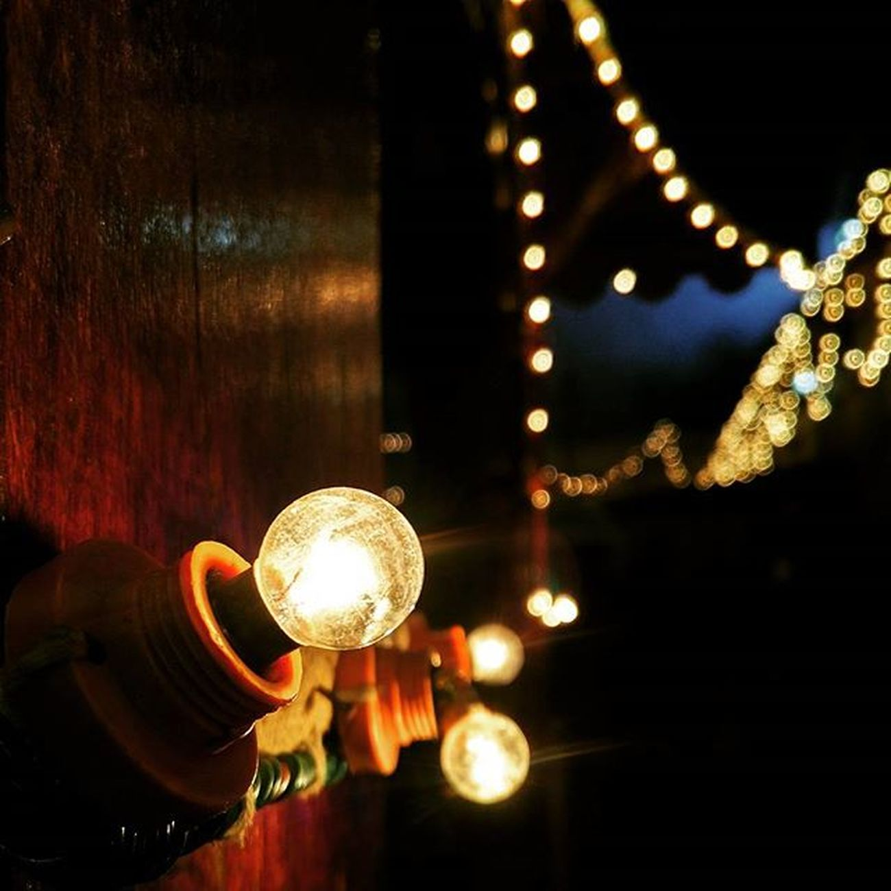 Lightbulbs Decorations MIphotography