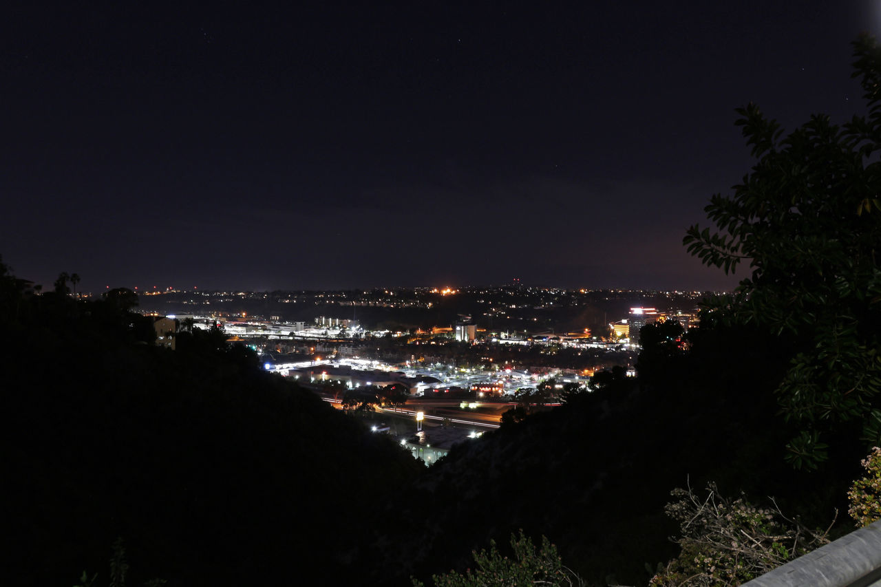Adapted To The City Avenue California City Below Close-up Landscape Looking Down From An Elevated Area Mission Mystery Mission Valley Night Night Photography Night Time Landscape Photography Nightscape San Destin The City Light The Night Sky Tunnel Vision Turkey