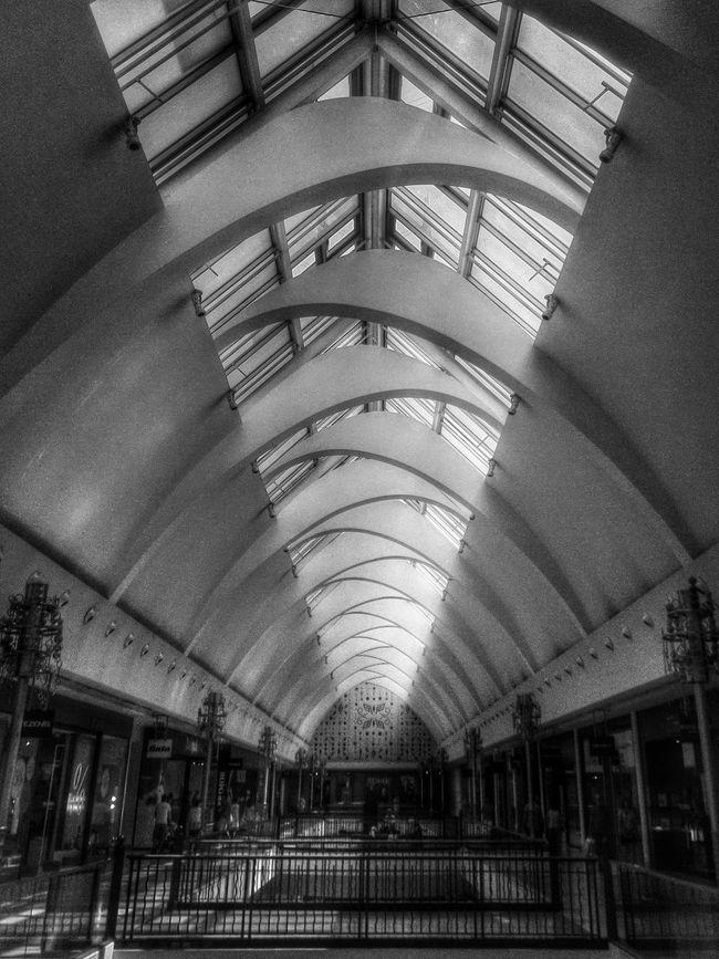 Architecture Blackandwhite Geometry