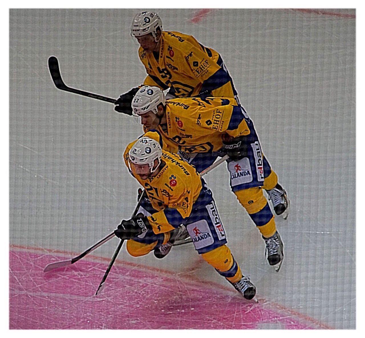 HCD Sport Full Length Men Ice Rink Eishockey