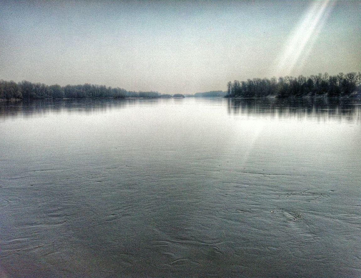 River Desna Ukraine