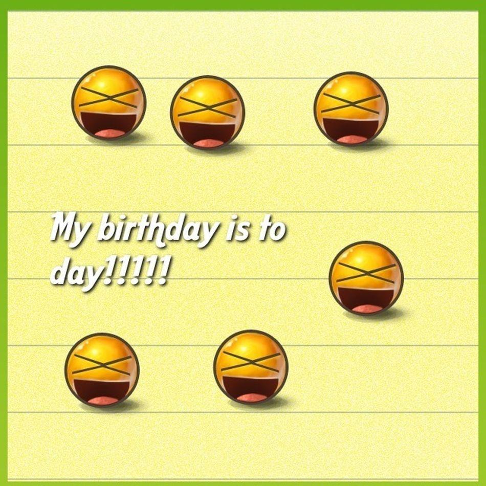 My B Day!!