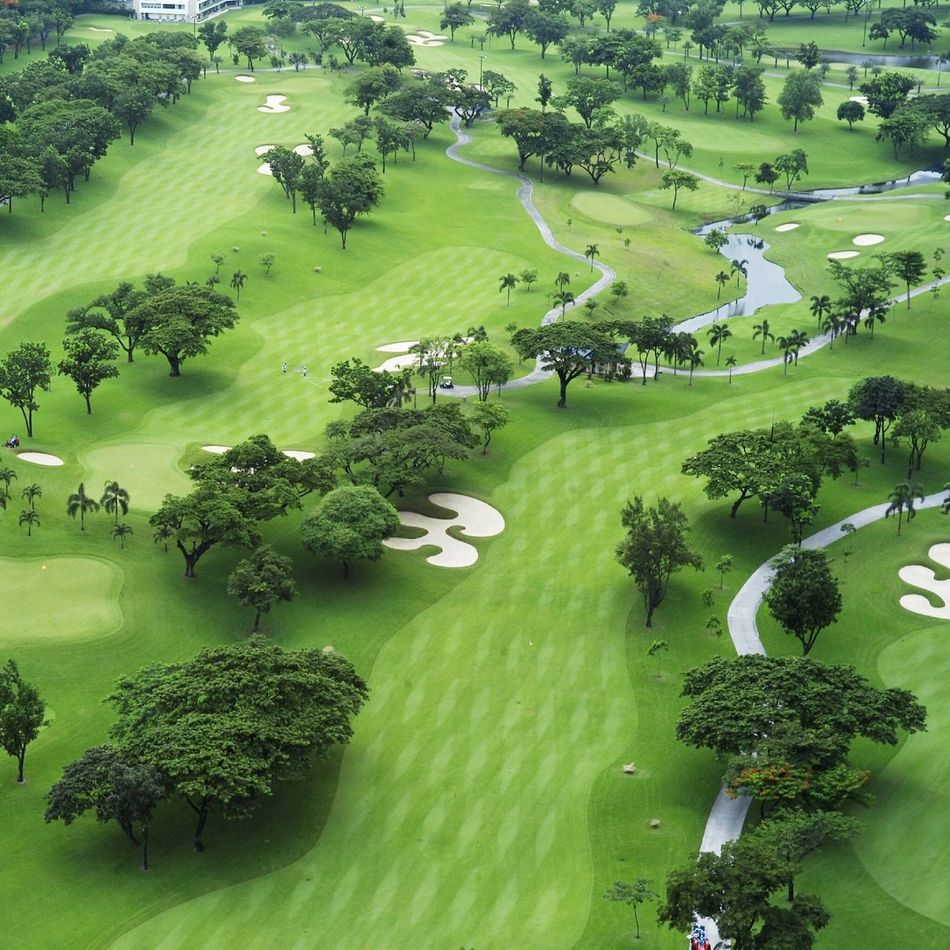 Beautiful stock photos of golf, Aerial View, Beauty In Nature, Day, Golf