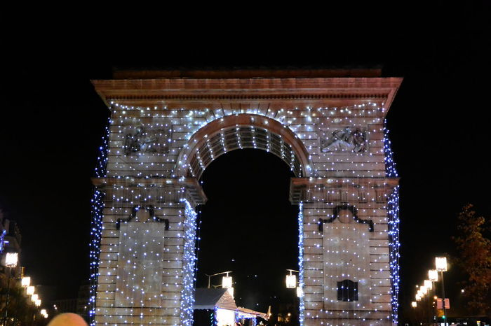 ARCHE City Lights Dijon Dijonbynight Darkness And Light