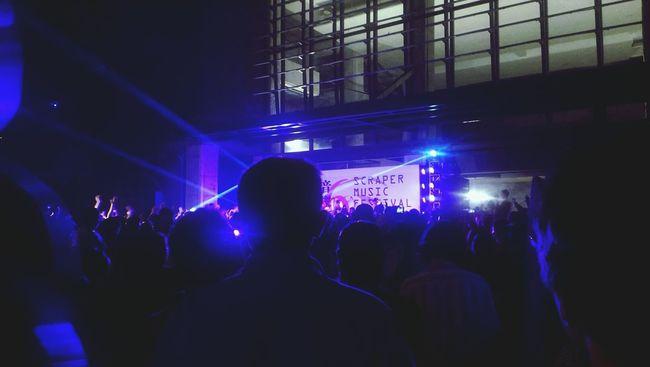 Enjoying Life Live Music Making Noise so many music festivals these days