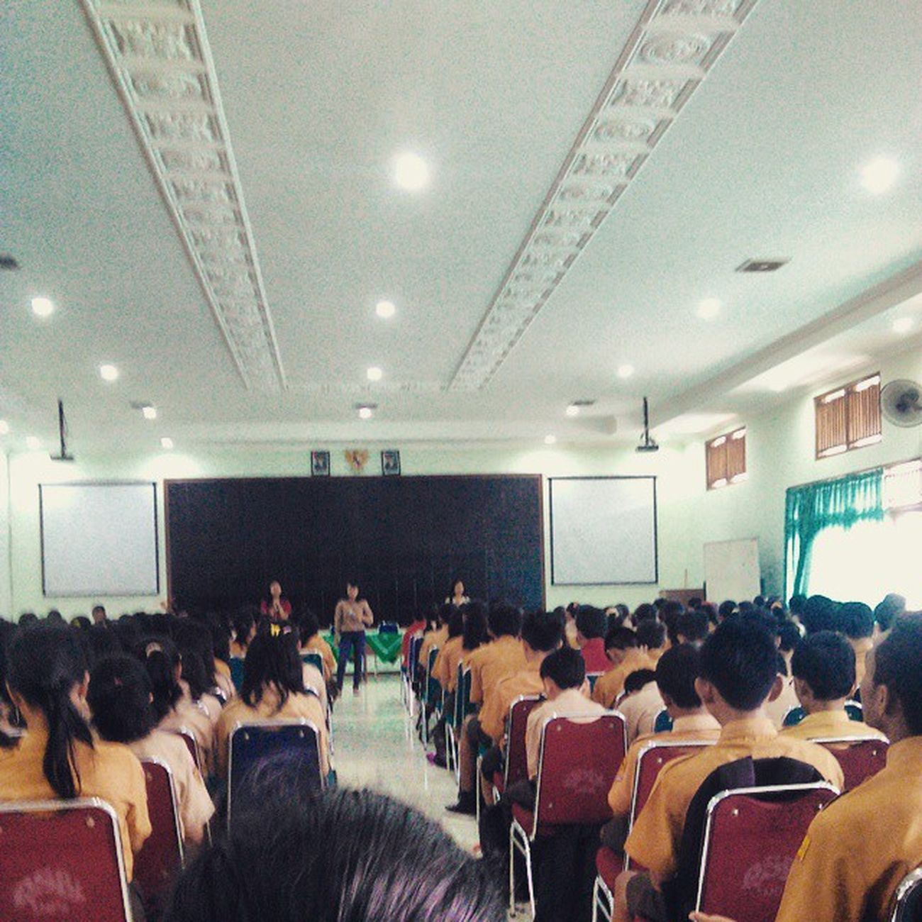 Revival In School SMPN4 Latepost GodBless