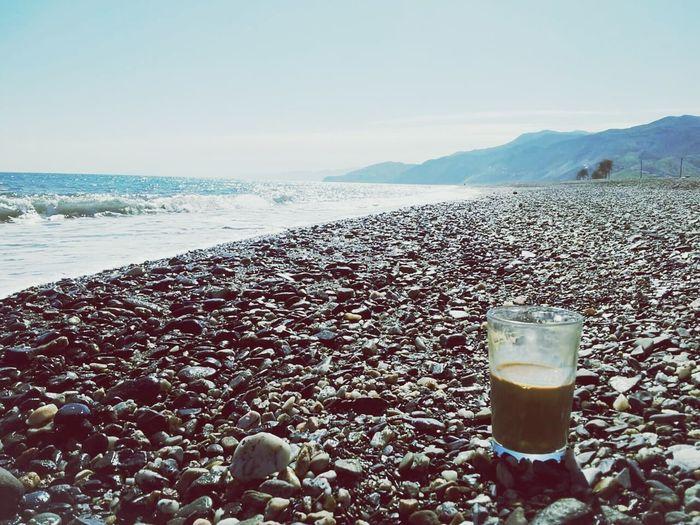 Feel The Journey Holidays ☀ Northmorocco Stunning Beach Cofee Late