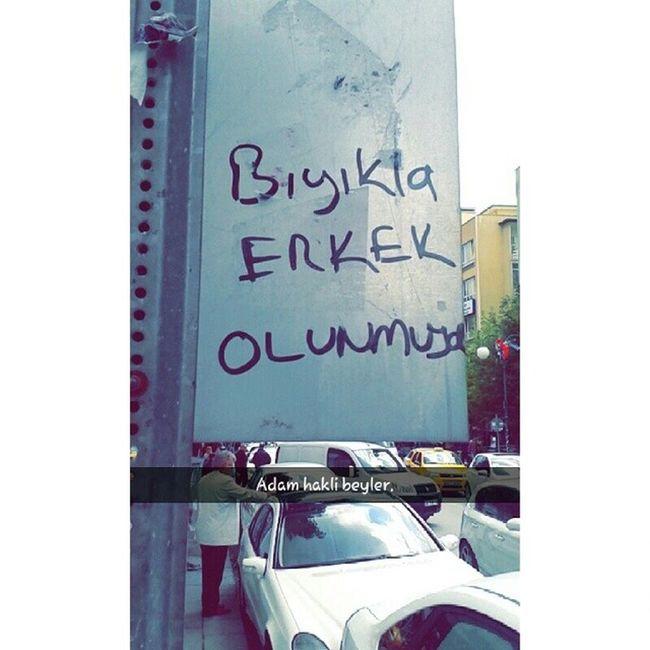Ankara Photooftheday Tunali Mustache ^^