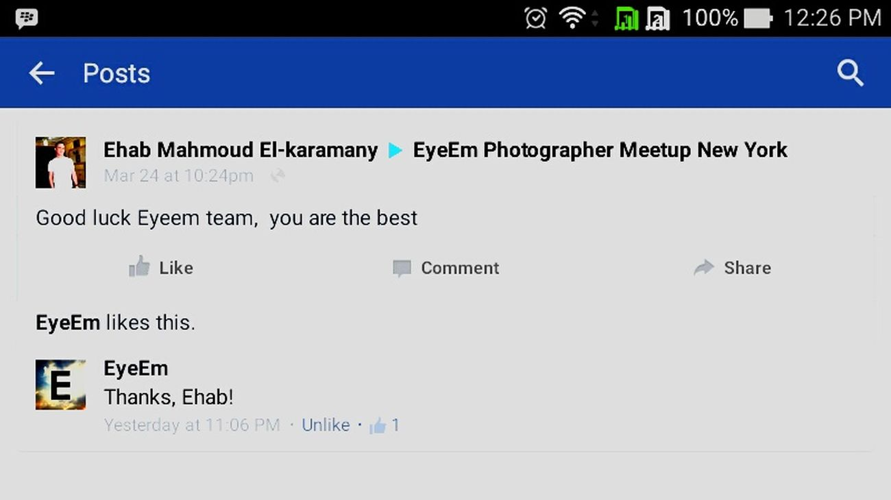 EyeEm EyeEm Gallery Eyeem Photography Thanks EyeEm EyeEm Team Eyeem Facebook Facebook Page Eyeem Events Screenshot