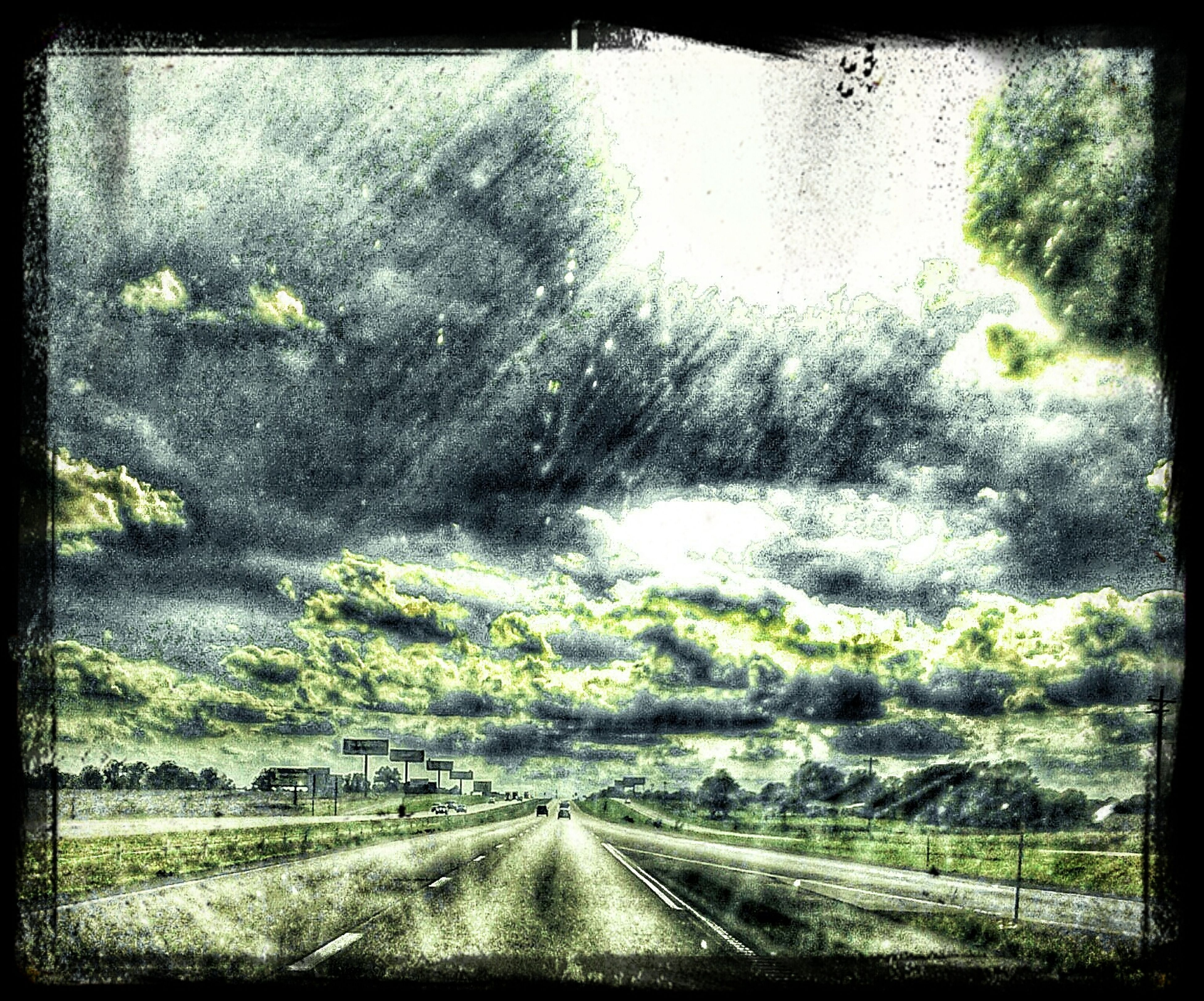 On The Road IDK Just Messing Around