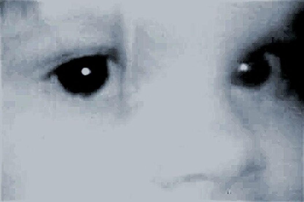 Shades Of Grey Eyeem Grey In The Eye Of A Child I C U Black And White Portrait Captured Soul