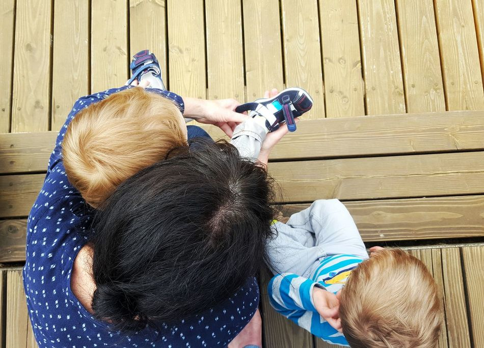sometimes you need a little help:Grandmother Hands At Work Assist Guide Guidance SUPPORT Backing Love Family Proud Aid Twins Grandchildren Siblings Motherlove Help Ready To Play  Putting On Dress Fashion Shoes Two Is Better Than One A Bird's Eye ViewCamera: Galaxy S6