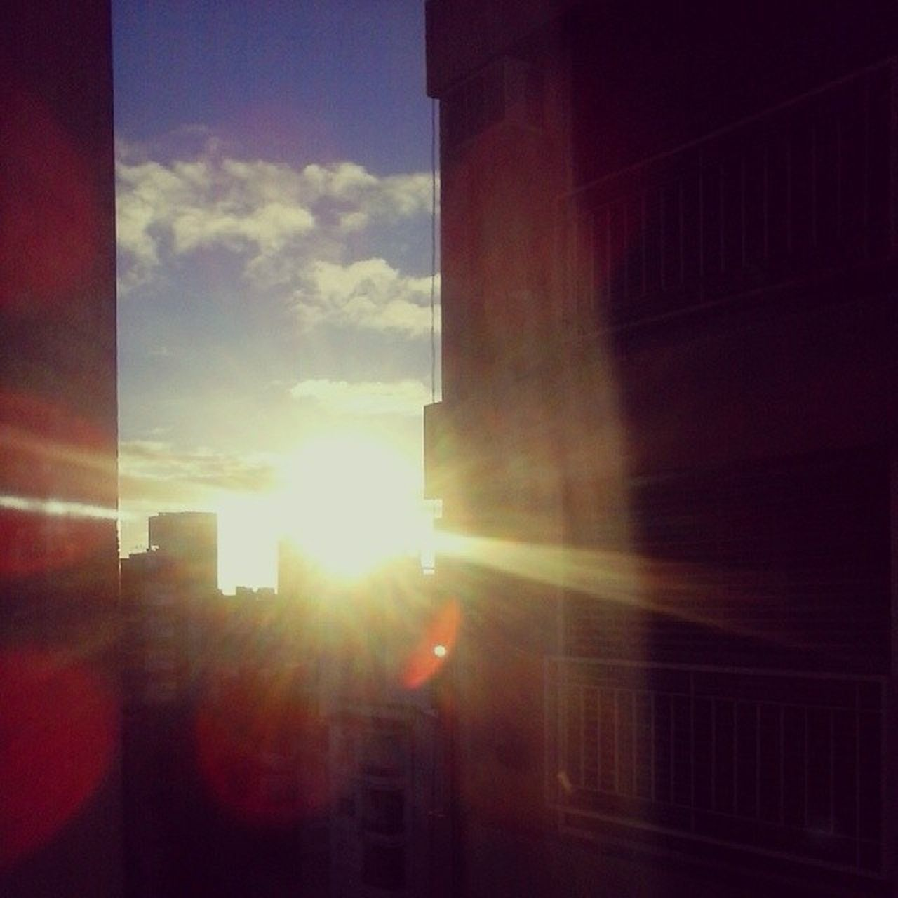 Fotones Photons Sunrise Laplata