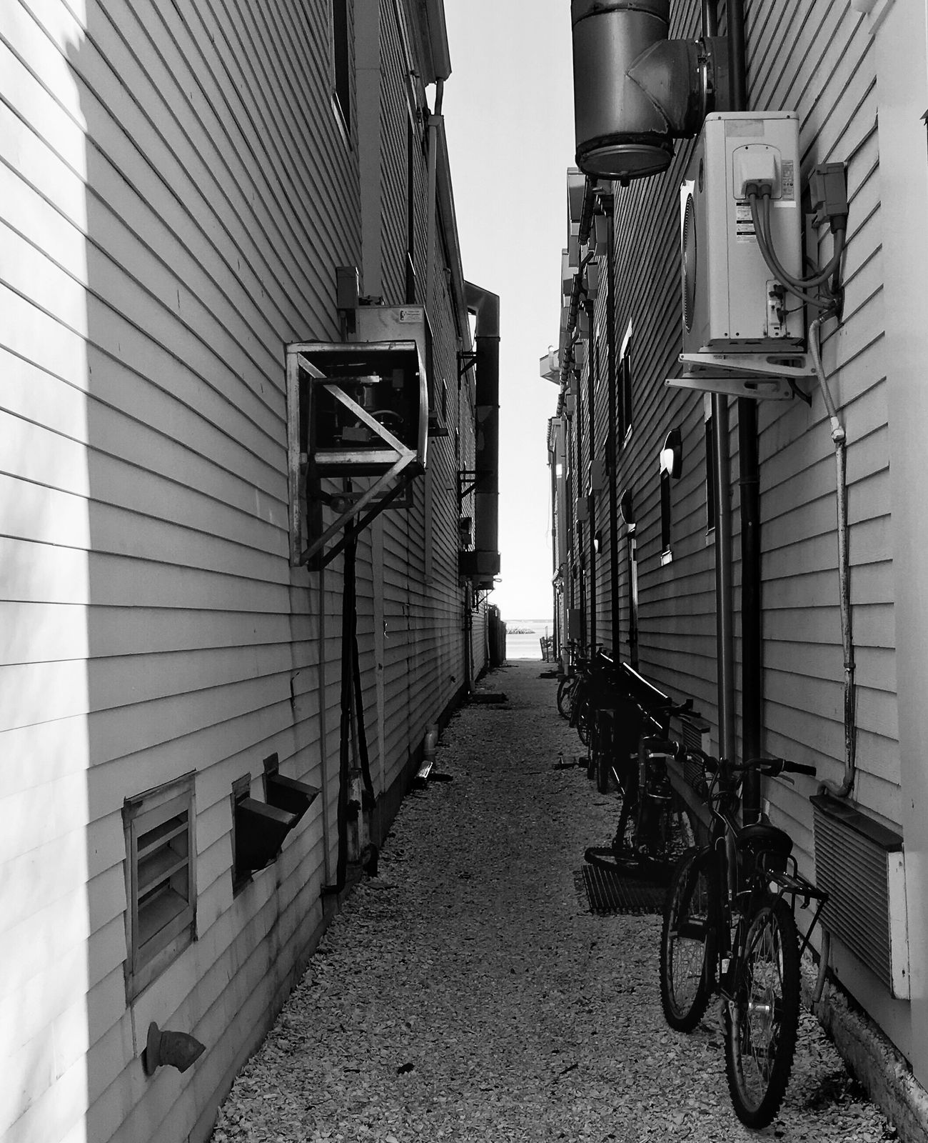 Eye4photography  Streetphotography EyeEm Best Shots - Black + White Architecture Bike