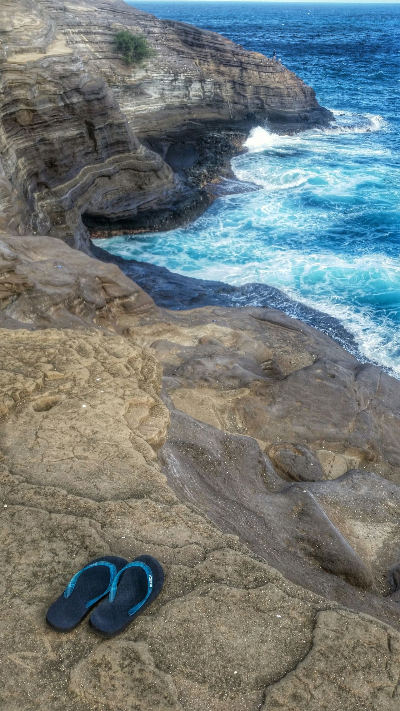 Beautiful stock photos of hawaii, Cliff, Coastline, Day, Elevated View
