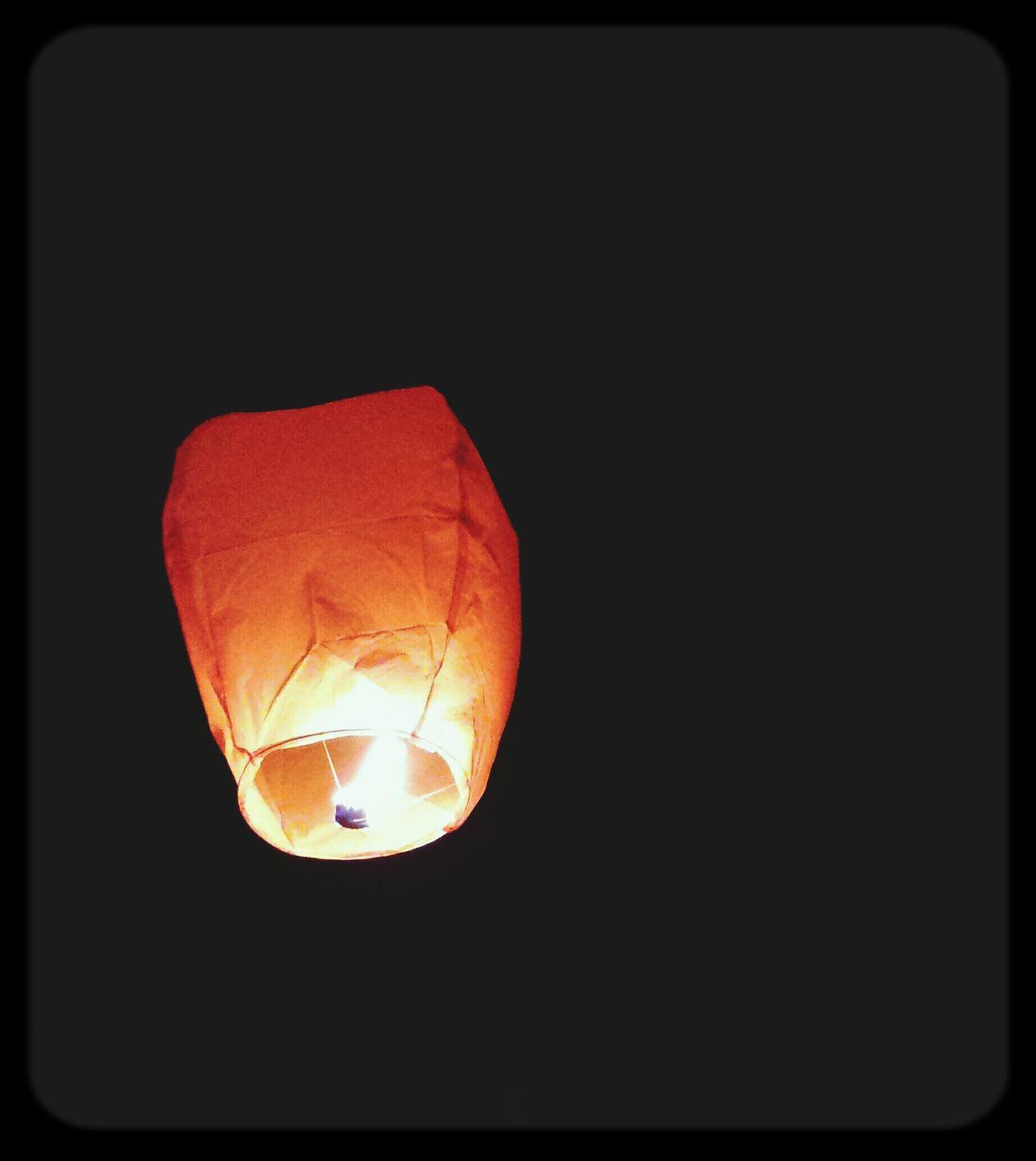 Lanterna Fire Taking Photos Enjoying Life