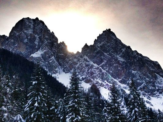 Nature at Innichen / San Candido by Paola