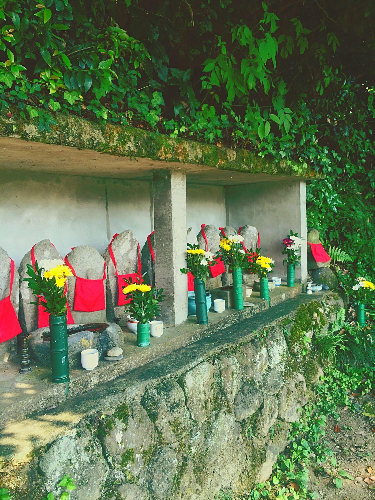 地元のお地蔵さん Japan EyeEm Nature Lover Nature Enjoying Life VariousColors Beautiful Tottori Spirit Statue