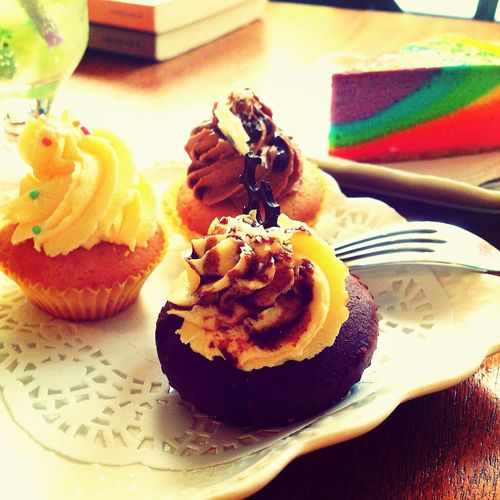 cupcakes In My Mouf Coffee Time Coffee Break