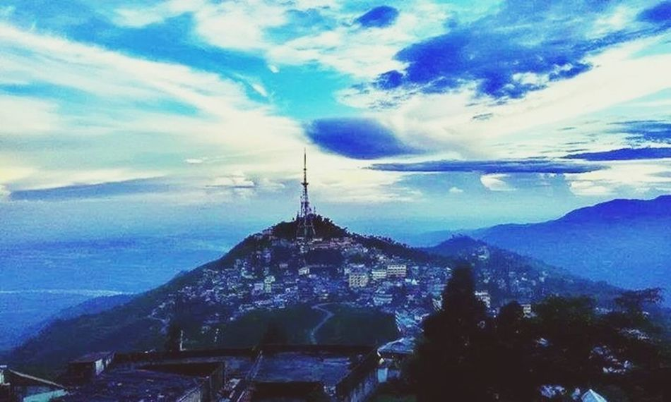 Getting bore...missing my home town KURSEONG...!!!