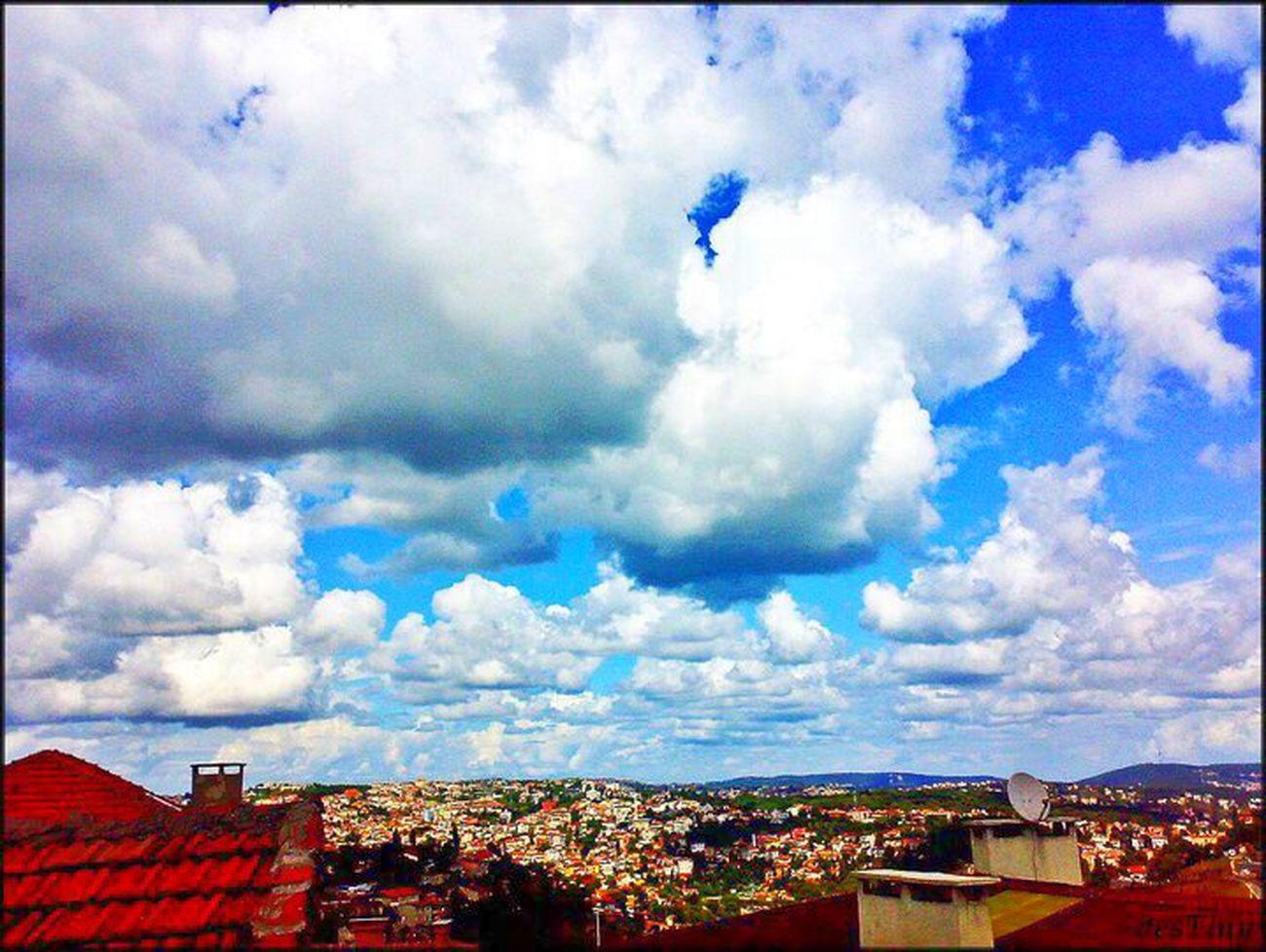 Cloud Like Blue