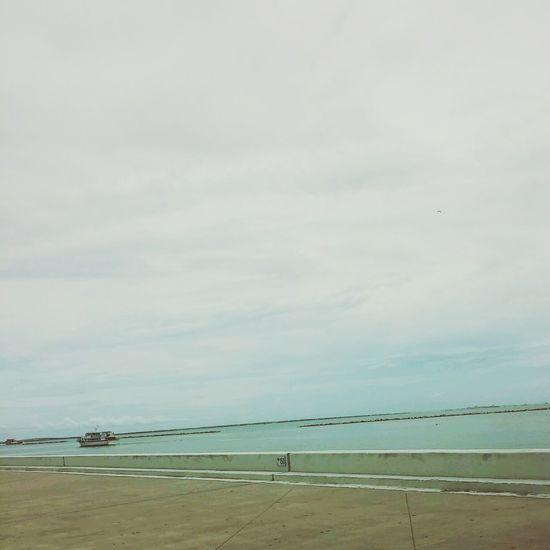 Ocean View Ocean Drive Sea Wall Corpus Christi