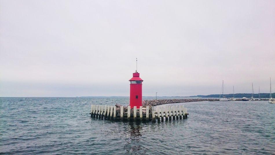 Hou Havn Harbour Lighthouse Seascape Landscape_Collection